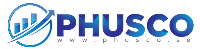 Phusco AB Retina Logo