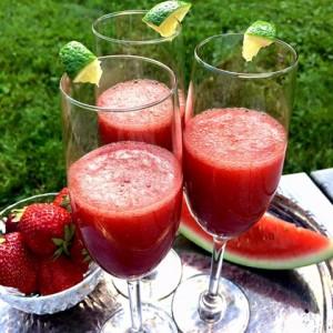 jordgubbsdrink